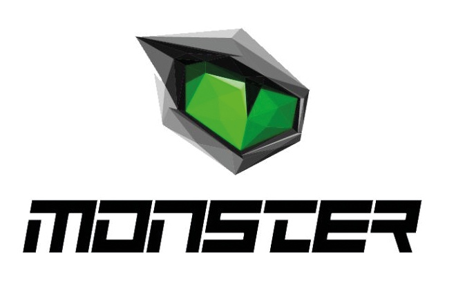 Monster Servisi Logo